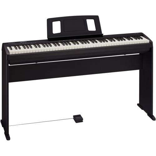 Roland FP-10 88鍵數位電鋼琴套裝 附腳架踏板琴椅