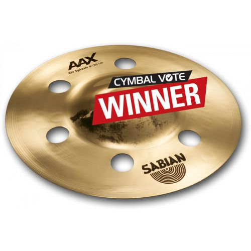 Sabian 銅鈸 8 AAX Air Splash