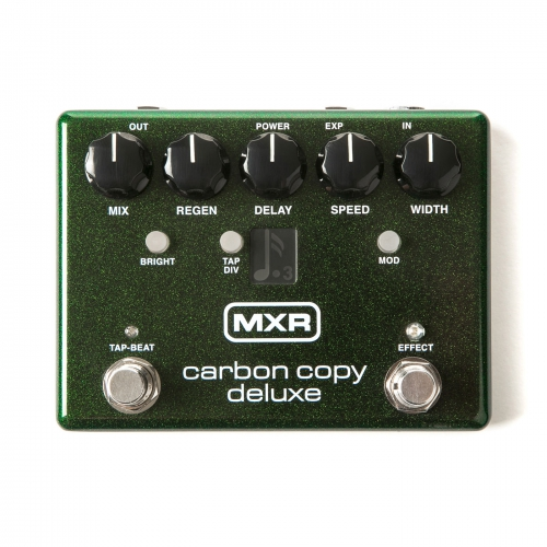 Dunlop 類比延遲效果器 MXR Carbon Copy Deluxe M292