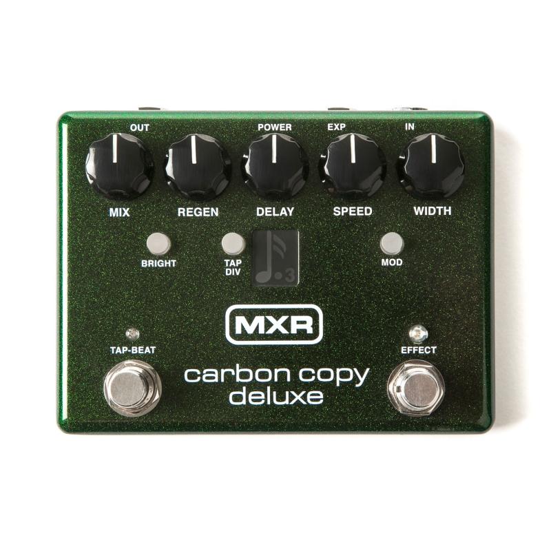 Dunlop 數位延遲效果器 MXR Carbon Copy Deluxe M292