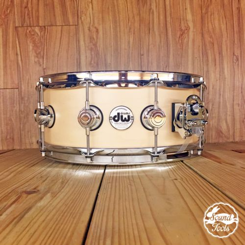 DW Collector's 小鼓 5.5x14 Natural消光