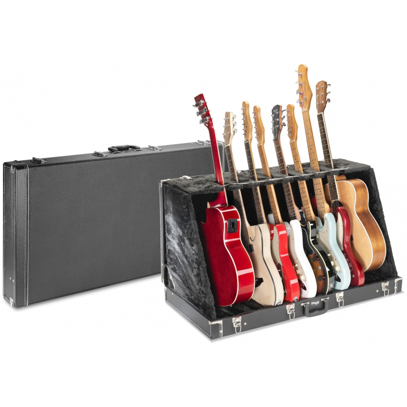 Stagg 多支型吉他架 GDC-8