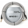 Dunlop 導線 18ft 專業級IL頭銀色編織 DCIW18R