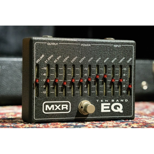 Jim Dunlop MXR 10-band EQ 【二手】