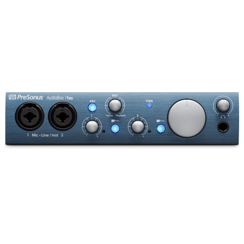 PreSonus AudioBox iTwo 錄音介面