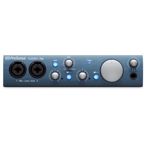 PreSonus AudioBox iTwo 錄音介面