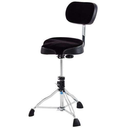 Dixon Kinde 鼓椅 豪華靠背馬鞍型 PSN-K900MB-KS