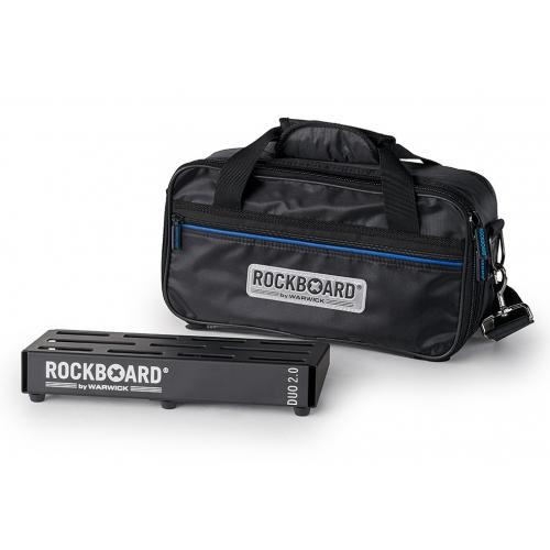 Rockboard Duo 2.0 效果器盤附袋(盤面31.8x14公分)