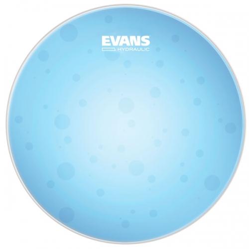"""Evans 13"""" 雙層藍色油面 Tom打擊面鼓皮 TT13HB"""