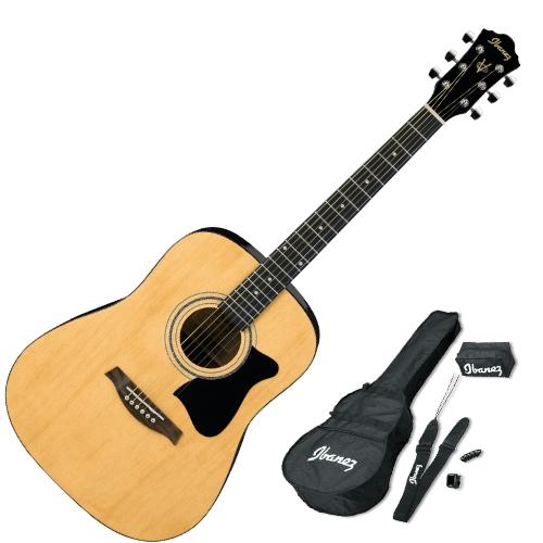 Ibanez V50NJP 木吉他套裝組 Jampack