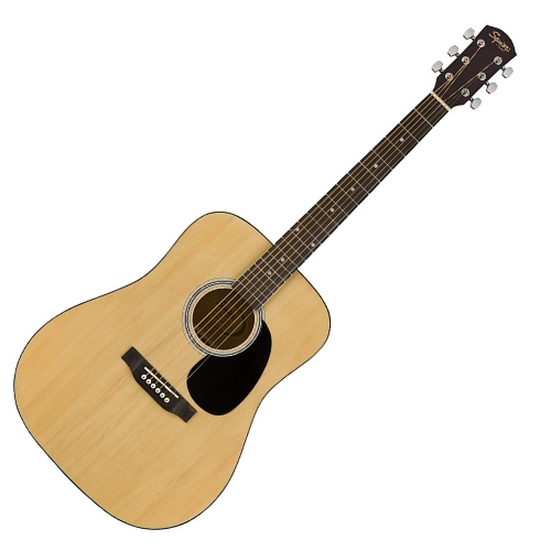 Squier SA-150P D桶木吉他 原木色