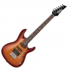 Ibanex GSA60 電吉他 棕色漸層