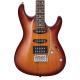 Ibanez GSA60 電吉他 棕色漸層