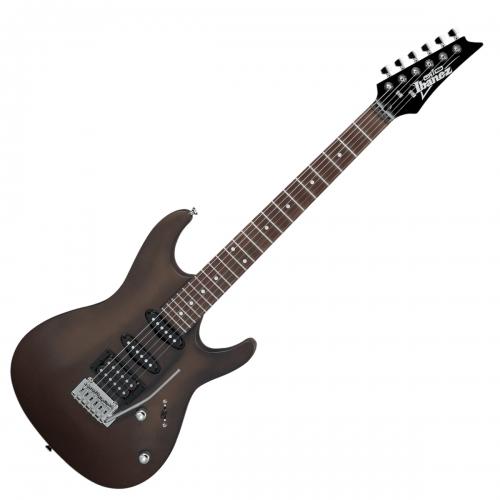 Ibanex GSA60 電吉他 胡桃木色