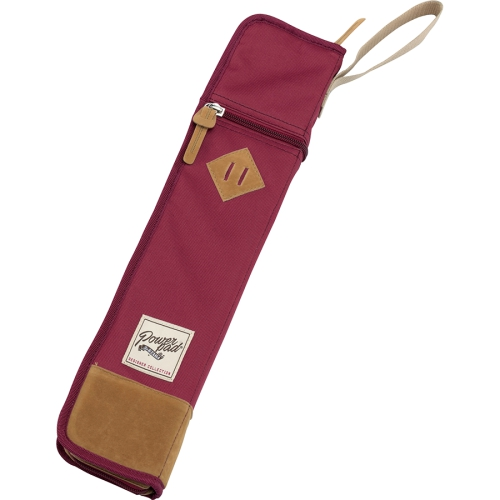 TAMA Powerpad 小鼓棒袋 設計師款 酒紅色 TSB12WR