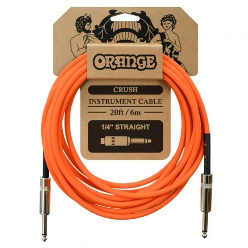 Orange Crush 導線 20呎 II頭 CA036