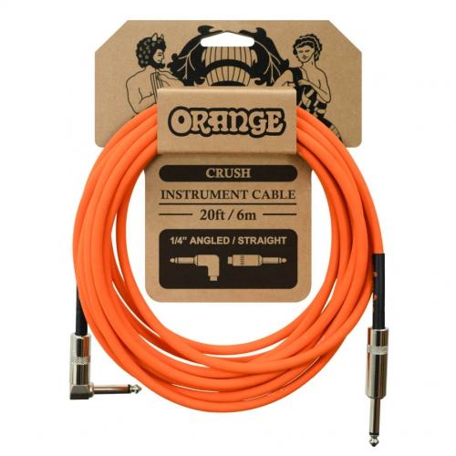 Orange Crush 導線 20呎 II頭 CA037