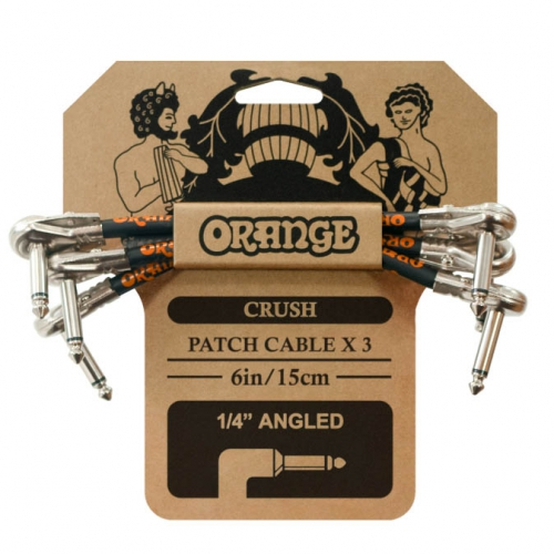 "Orange Crush 6""短導組 三條裝 CA038"