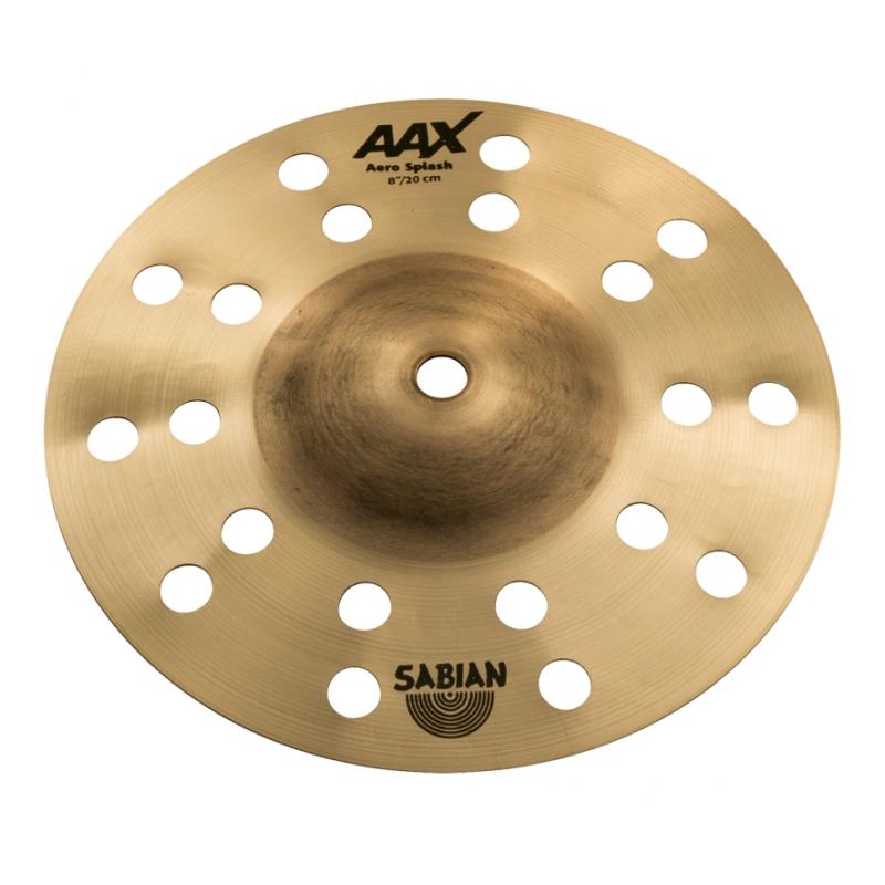 """Sabian AAX Aero Splash 8"""""""
