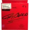 R.Cocco 電貝斯弦 40-100 鎳弦 RC4DN|義大利高級手工弦