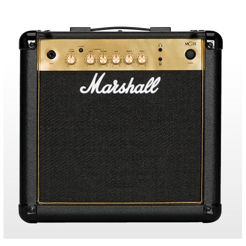 Marshall MG15G 15瓦電吉他音箱