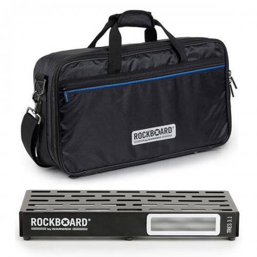 Rockboard Tres 3.1 效果器盤附袋(盤面51x23.5公分)
