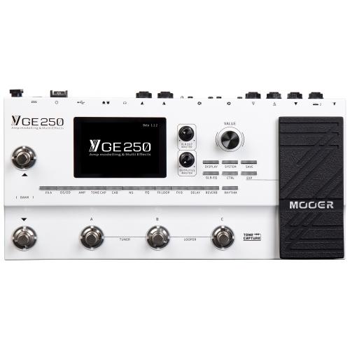 Mooer GE250 音箱模擬效果器