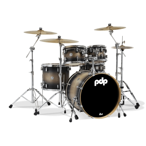 PDP Concept 系列楓木鼓組 / 五粒組 5PCs / 【全台獨家】