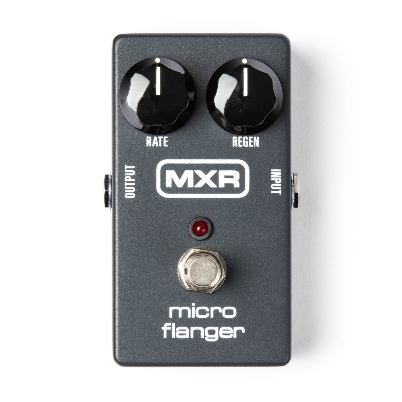 Dunlop MXR Flanger 效果器 Micro Flanger M152