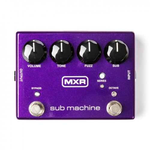 Dunlop Fuzz/Octave效果器 MXR Sub Machine CSP210