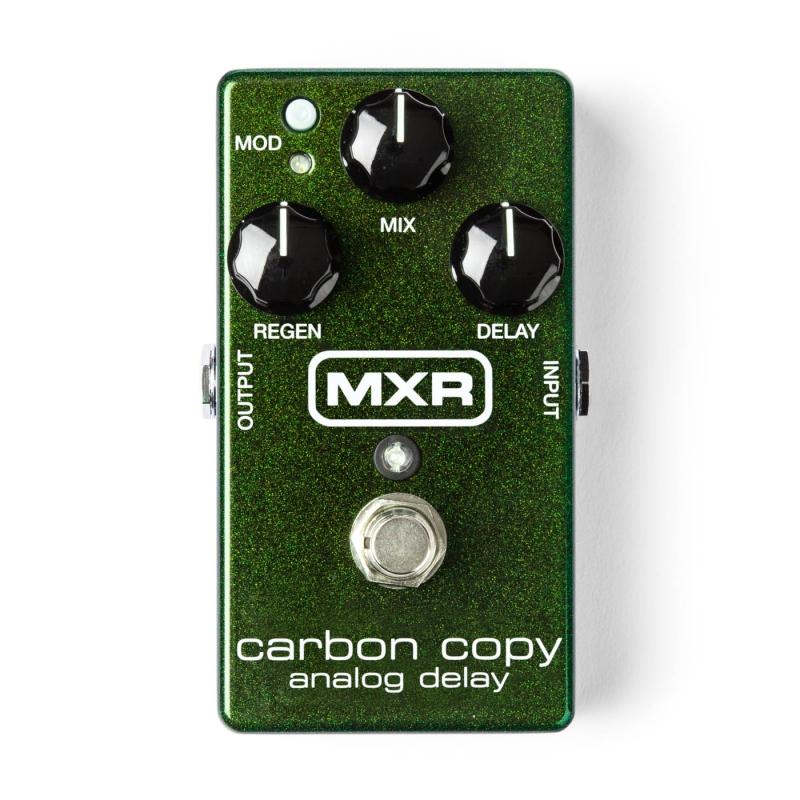 Dunlop MXR M169 Carbon Copy® Analog Delay