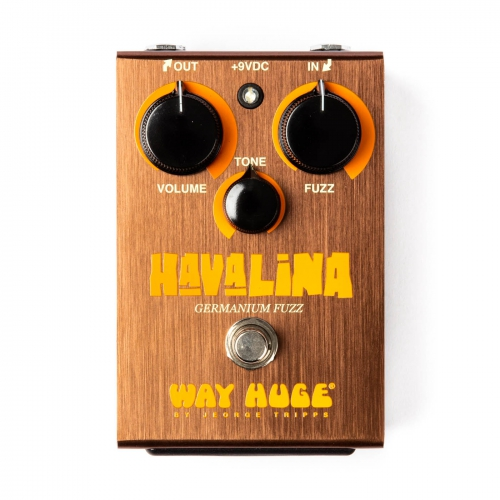 Dunlop Fuzz效果器 Way Huge Havalina Fuzz WHE403