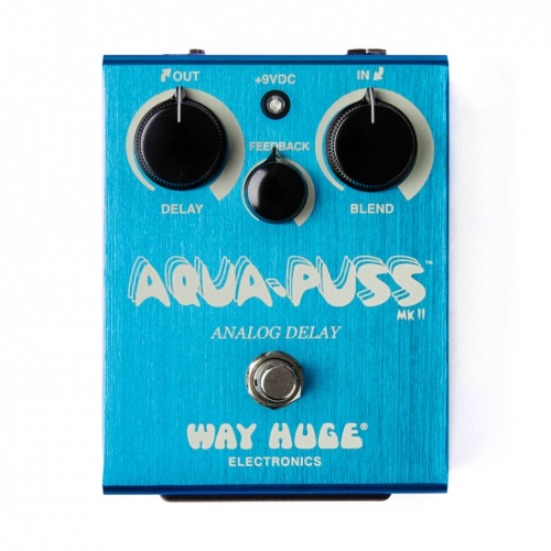 Dunlop Way Huge WHE701 Aqua-Puss Analog Delay