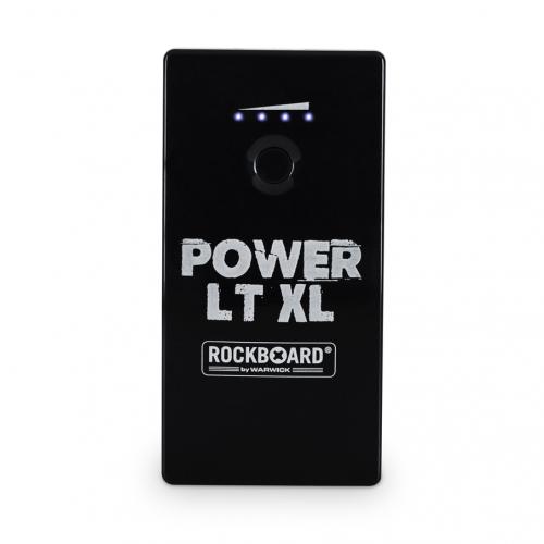 Rockboard 電源供應器+行動電源 Power LT XL 黑色
