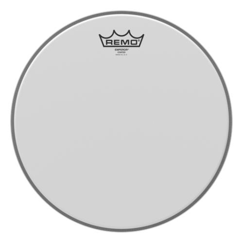 "Remo 12"" Emperor Coated 雙層7mil噴白 Tom打擊面鼓皮 BE-0112-00"