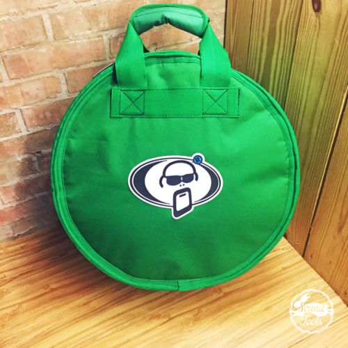 Protection Racket 小鼓袋 6.5x14 綠""
