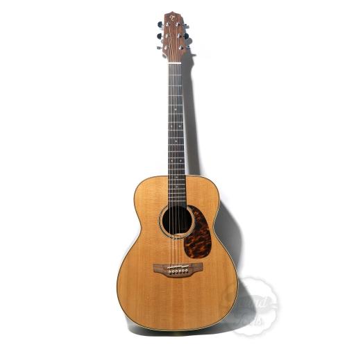 Takamine 高峰 SA761N 全單板木吉他 玫瑰木背/側板 【日本內銷款】
