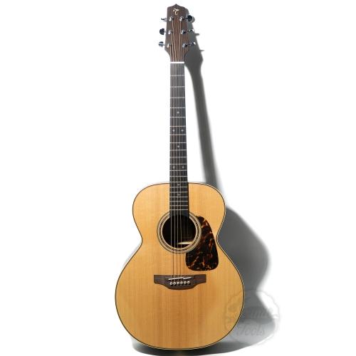 Takamine 高峰 SA561N 全單板木吉他 玫瑰木背/側板 【日本內銷款】