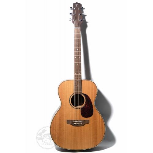 Takamine 高峰 SA741N 全單板木吉他 沙比利木背/側板 【日本內銷款】