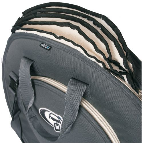 "Protection Racket 銅鈸袋 22"" 灰色/側揹"