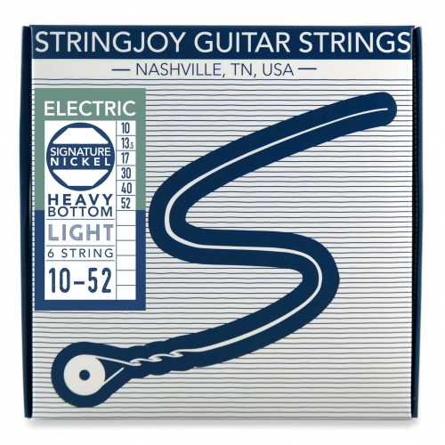 Stringjoy 10-52 電吉他弦 HVY10