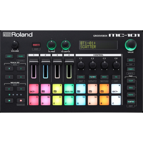 Roland MC-101 Groovebox 節奏機