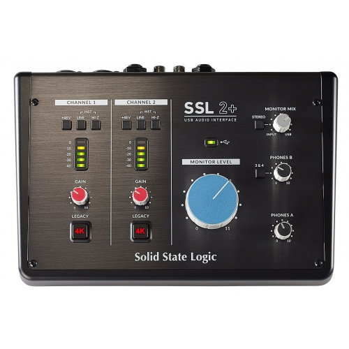 Solid State Logic SSL 2+ 錄音介面