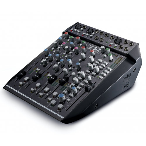 Solid State logic SIX 桌上型混音器