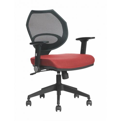 Wavebone Voyager I 人體工學樂手椅 - 泡棉Q座(嗆椒紅)