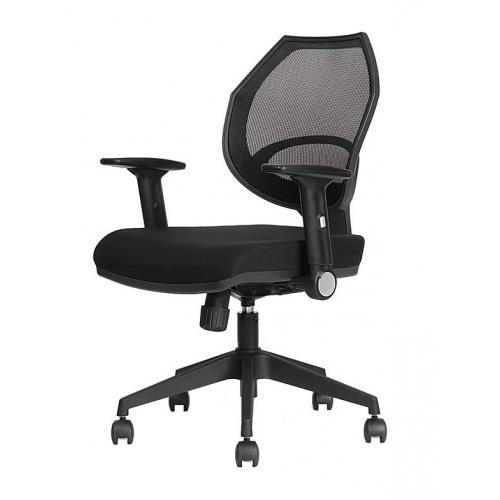 Wavebone Voyager I 人體工學樂手椅 - 泡棉Q座(安息黑)