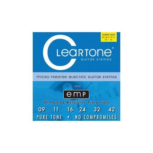 Cleartone 電吉他弦 09-42