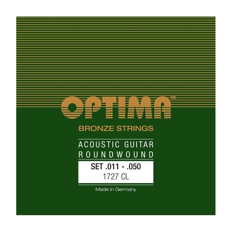 Optima Bronze 木吉他弦 11-50