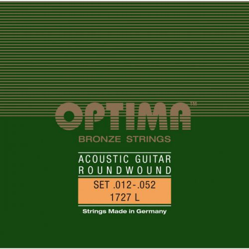 Optima Bronze 木吉他弦 12-52