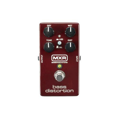 Jim Dunlop MXR 貝斯破音效果器 Bass Distortion M85